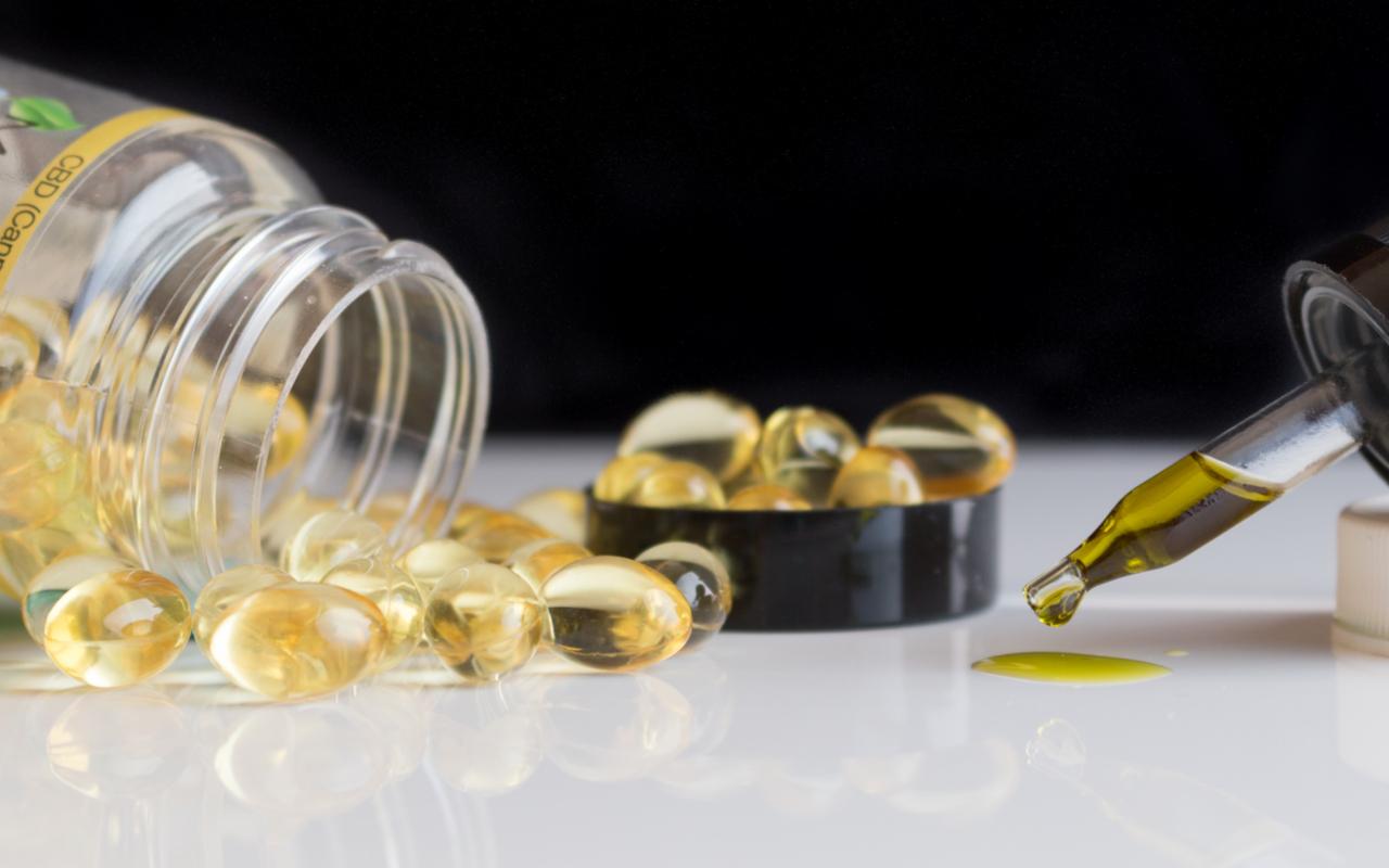 CBD oil vs capsules