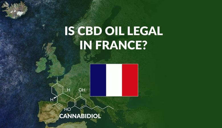is CBD legal in France